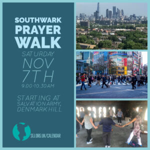 Southwark Prayer Walk