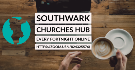 South Church Leaders Hub zoom